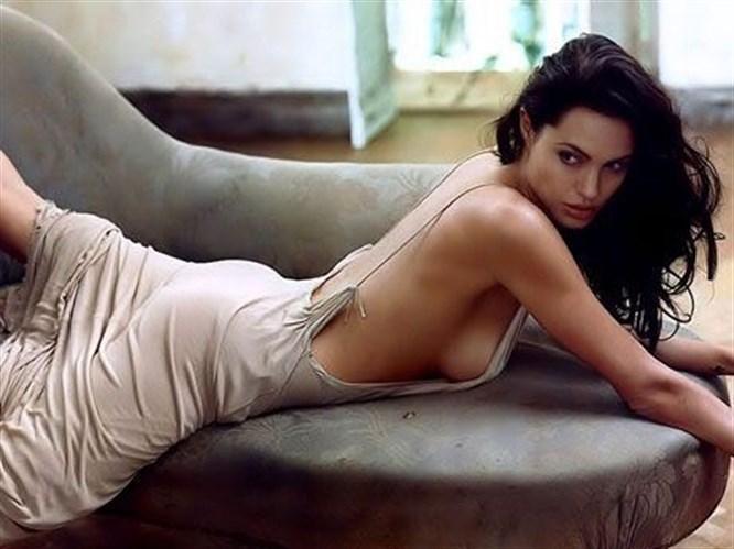 Jolie hakkında şok iddialar